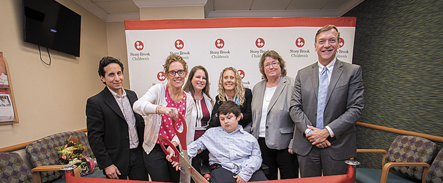 A mother's Hope for Javier leads to hope for patients