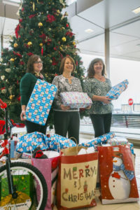 Cancer center's Adopt a Family program warms the heart