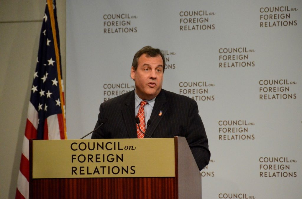 Christie: No Syrian refugees until FBI says OK