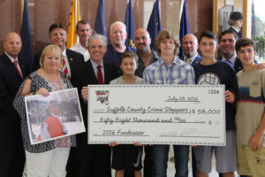 Crime Stoppers reduces illegal activity