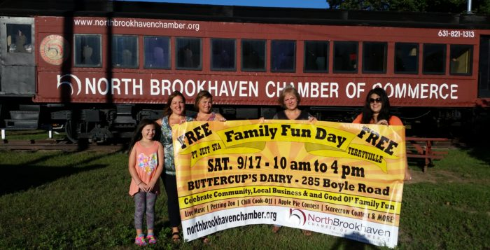 North Brookhaven Chamber to host Family Fun Day