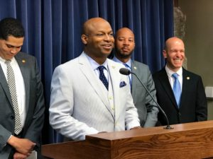 Rep. Emanuel Chris Welch