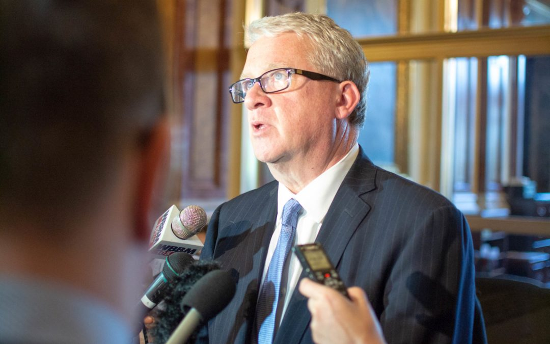 Durkin: State budget should take priority in discussions