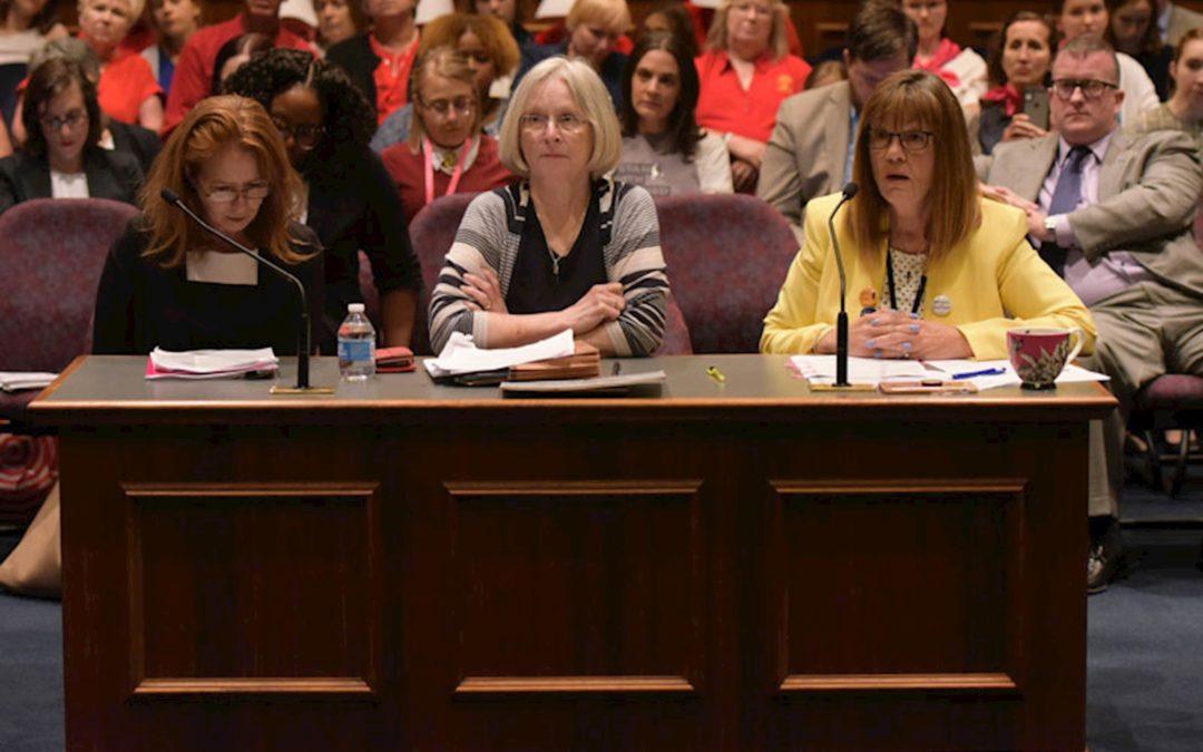 Senate panel advances abortion bill to full chamber