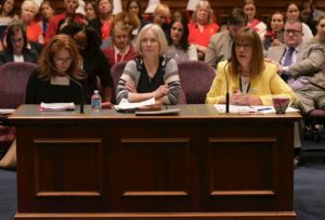 Reproductive Health Act Senate Hearing