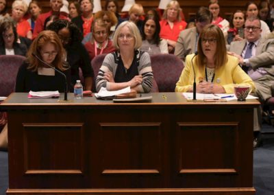 Senate panel advances abortion bill to full chamber