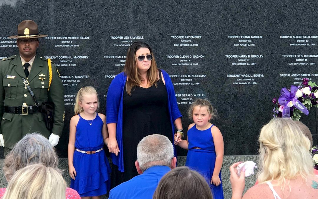 Family, colleagues pay final respects to Trooper Ellis