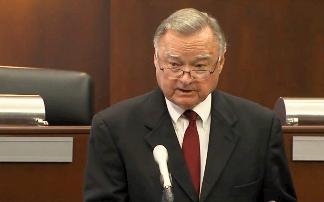 Judicial branch announces 'blueprint for the future'