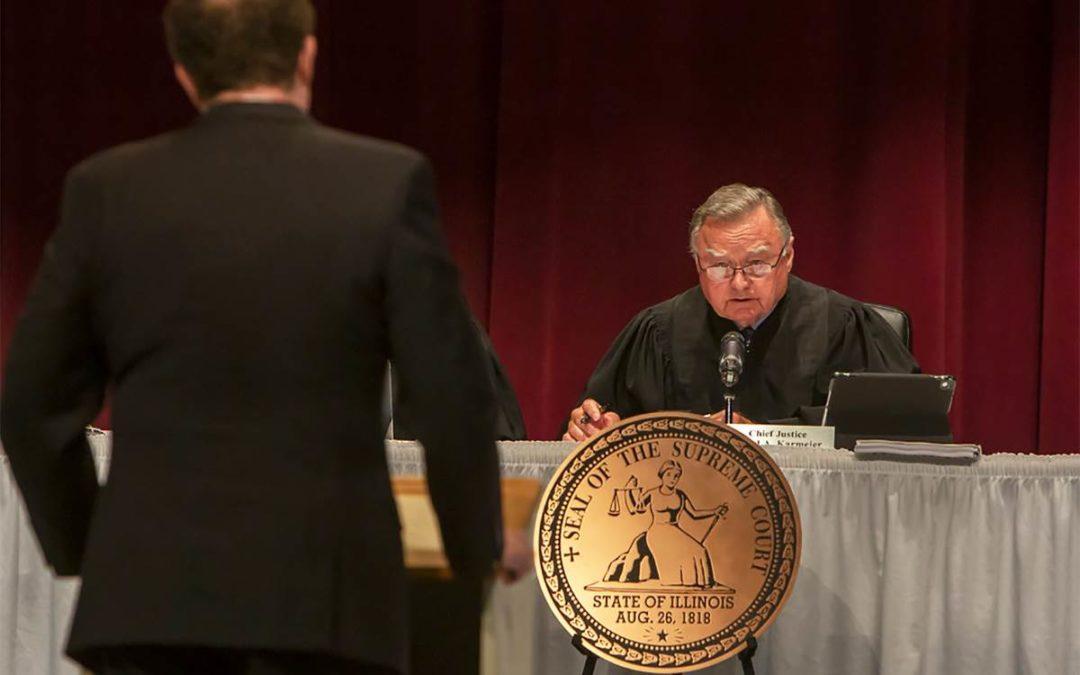 Justice Karmeier to resign effective December 2020