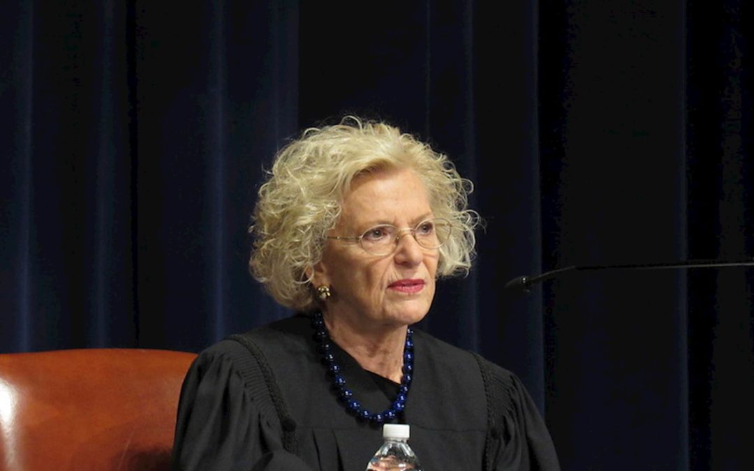 Burke on being high court's third female chief justice: It's pretty awesome