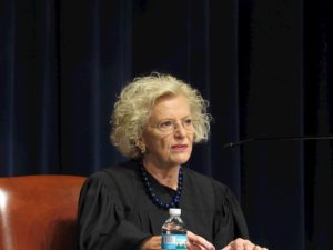 Chief Justice Anne Burke