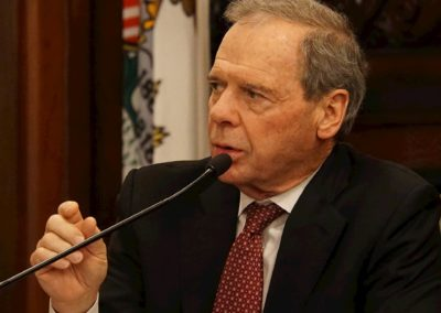 Senate President Cullerton to retire