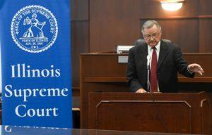 Justice Lloyd Karmeier