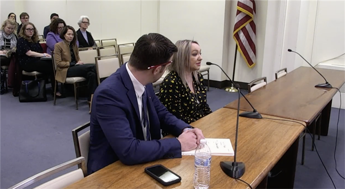 House committee approves bill addressing domestic violence