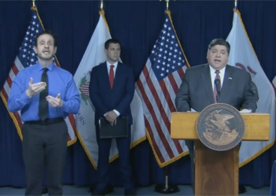 Pritzker delays Illinois' tax deadline to July 15