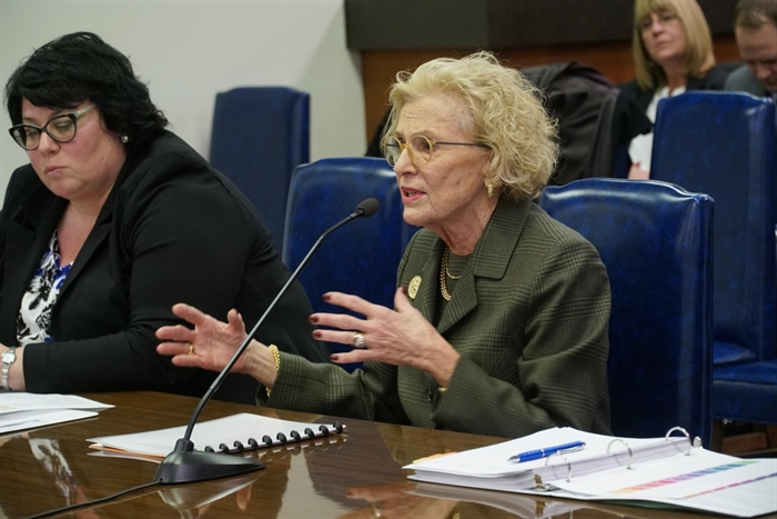 Chief justice seeks $1.6 million in tech upgrades to better connect state's courts